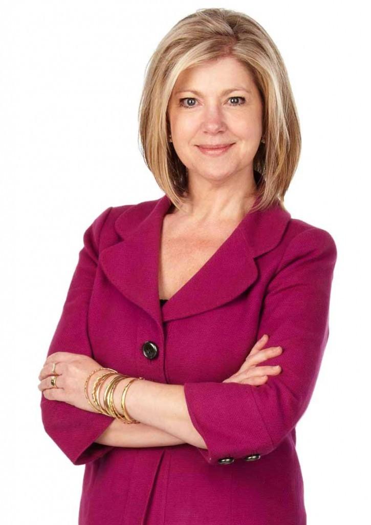 Portrait of Kathy Smith